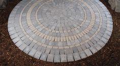 Oasis Circle Patio | Products | Barkman