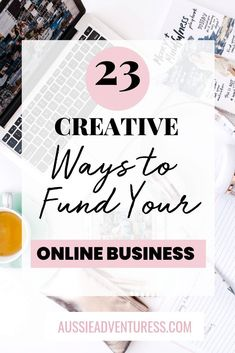 Starting a business tips - 23 Ways to Fund an Online Business Online Entrepreneur, Business Entrepreneur, Business Marketing, Content Marketing, Online Marketing, Entrepreneur Inspiration, Marketing Ideas, Startups, Texts