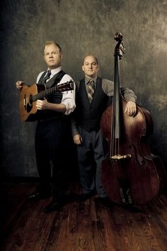 Dailey and Vincent - We are seeing these guys in Bellingham, WA on 1/19/2013. Can't wait!!!