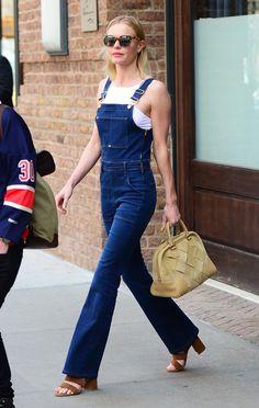 Kate off duty: El lado sofisticado del estilo hipster, ¡a la Bosworth!