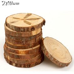 Are you excited?  Vintage10pcs/set ... :-) http://www.sustainthefuture.us/products/vintage10pcs-set-multipurpose-wood-log-slice-cup-mat-natural-tree-bark-table-decor-wedding-centerpiece-miniatures-ornament-craft?utm_campaign=social_autopilot&utm_source=pin&utm_medium=pin