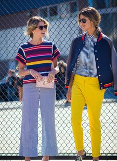 5 Looks That Will Inspire You To Mix and Match Prints