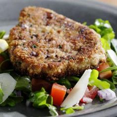 Home made Cube Steak Milanese recipe that is very easy to make! Pregnancy Diet Recipes, Healthy Pregnancy Food, Cube Steak Recipes, Beef Recipes, Cooking Recipes, Cooking Ideas, Food Ideas, Diabetic Recipes, Pork