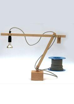 Edwin Pelser DIY Lamp