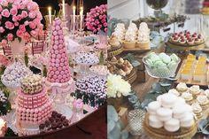 Universo das Noivas - Top 5: decoração de casamento com doces