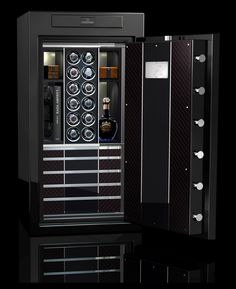 The BRABUS SV12 Safe by Stockinger @DestinationMars