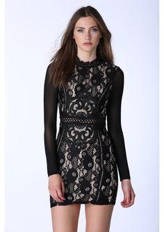 gorgeous lace lbd
