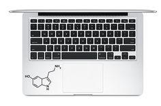 Serotonin - Sticker Decal Apple Macbook Pro Air Laptop