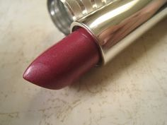 Clinique Raspberry Glace lipstick I use this lipstick every single day in fall and winter; it's seriously the best ever.