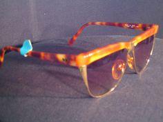 Vintage Valentino Tortoiseshell Sunglasses