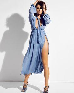 Gemma Arterton, in Madame Figaro.