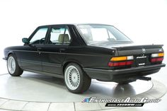 the third production E28 M5 for the US market