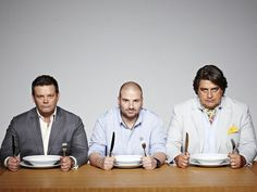 The Judges | MasterChef Australia | Loving crispy crackling!