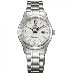 A petitely dimensioned dress watch, the Charlene from Orient exudes timeless elegance. Simplicity and tastesfulness are the reflection of the Orient Charlene.