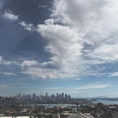 I've seen worse views of the city. #sydney #sydneyharbourbridge #sydneyoperahouse #newsouthwales by nickjenk3 http://ift.tt/1NRMbNv