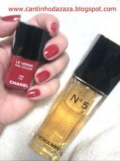 Esmalte Fire, Chanel