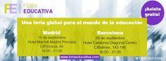 #FeriaEducativa ofrece en septiembre dos grandes eventos en torno al #postgrado