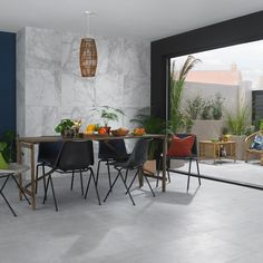 Transform those interior floor spaces with the introduction of these charming grey Fossil Tiles. Made from durable porcelain, they have a subtle matt finish and a gripping anti slip surface. Wood Effect Floor Tiles, Grey Floor Tiles, Wall And Floor Tiles, Patio Tiles, Outdoor Tiles, Wall Tile Adhesive, Wood Plank Tile, White Wall Tiles, Room Tiles