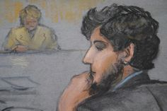What this creep did is Wrong, Wrong, Wrong .......... Five Takeaways From The First Day Of Jury Questioning In The Boston Bombing Trial - BuzzFeed News