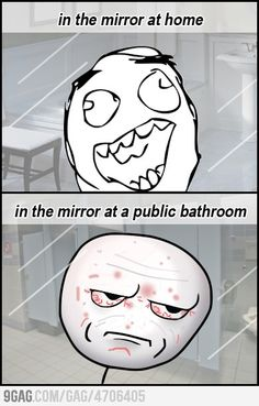 I thought it was just me lol