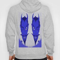 BLUE DEVIL HEADS Hoody