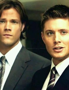 Sam and Dean Winchester / Supernatural