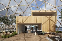 Dome of Visions / Kristoffer Tejlgaard + Benny Jepsen