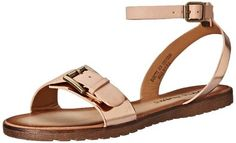 Dirty Laundry Women's Babette Smooth  Sandal - Favorite Summer Sandals http://trendtags.net #fashion #summer2015