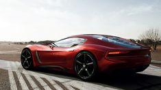 Alfa Romeo '6C' render: pics - BBC Top Gear