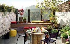 16 Ideas low cost para decorar balcones y terrazas / 16 Ideas low cost to decorate balconies and terraces | Decoración