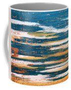 Undertow Coffee Mug by Lynn Tolson
