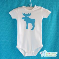 moose onesie! You know I love this!!!