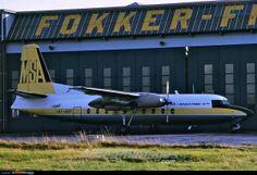 Malaysia Singapore Airline Fokker F-27