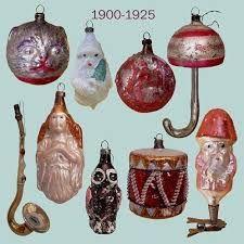 Afbeeldingsresultaat voor oude kerstversiering