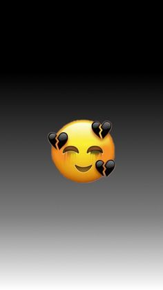 34 Easy Christmas Ornaments to Make Now - Love Emoji Emoji Wallpaper Iphone, Simpson Wallpaper Iphone, Cute Emoji Wallpaper, Sad Wallpaper, Cute Disney Wallpaper, Iphone Background Wallpaper, Cute Cartoon Wallpapers, Tumblr Wallpaper, Aesthetic Iphone Wallpaper