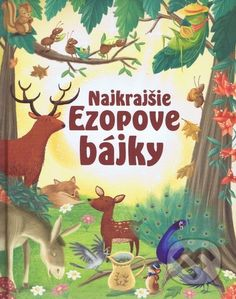 Martinus.sk > Knihy: Najkrajšie Ezopove bájky