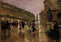 L'OPERA DE PARIS  By Georges Stein