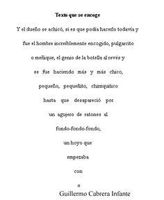 Caligramas Poema Visual, Library Rules, Ap Spanish, Spanish Language, Math Equations, Concrete, Layout, Texts, Tumblr Love