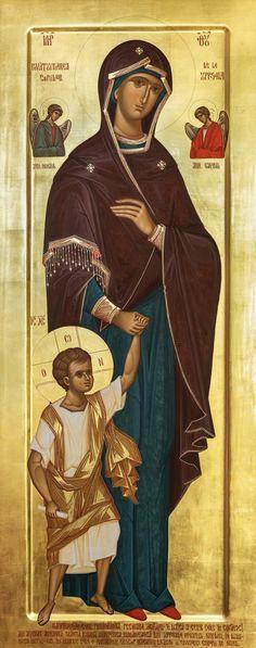 Religious Icons, Religious Art, Celtic Christianity, I Believe In Love, Blessed Mother Mary, Byzantine Icons, Faith Prayer, Catholic Art, Orthodox Icons