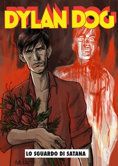 """Mattia Surroz presenta: Dylan Dog in """"Carrie"""" - carrie-dylan.cover_"""