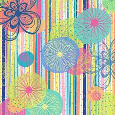 Amy McCoy | Module 1 Designing Your Way | January 2015 class | The Art and Business of Surface Pattern Design | Make it in Design