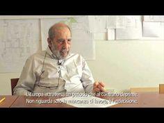 Biennale Architettura 2012 - Álvaro Siza Vieira (interview) Golden Lion Venice.