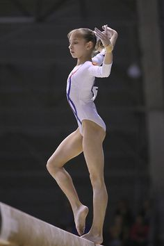 Komova...shes so cute!