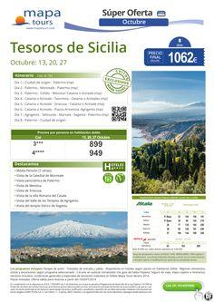 Tesoros de Sicilia Octubre **Precio final desde 1062** ultimo minuto - http://zocotours.com/tesoros-de-sicilia-octubre-precio-final-desde-1062-ultimo-minuto-14/