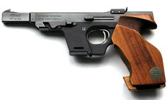 Why does this remind me of Han Solo's blaster? 1986 model Walther GSP.