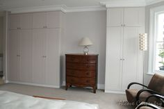 Fitted Bedroom Furniture Built In Wardrobe Shaker Style 44 Best Ideas Large Living Room Furniture, Fitted Bedroom Furniture, Fitted Bedrooms, Wardrobe Furniture, Deck Furniture, Living Room Grey, Kitchen Furniture, Shaker Furniture, Alcove Cabinets