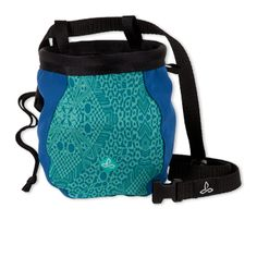 Women's Chalk Bag w/Belt for rock climbing