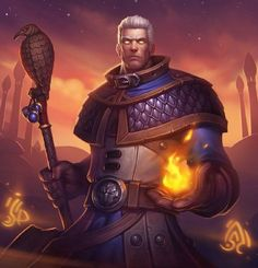 Khadgar - Hearthstone: Heroes of Warcraft Wiki