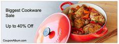 Sur La Table Biggest Cookware Sale – Up to 40% Off!