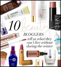 | 10 beauty bloggers dish on their top winter products | I can personally vouch for Living Proof PHD, Aveda Hand Relief, & Fresh sugar lip balm.